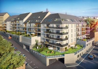 Appartements neufs au François Fabié